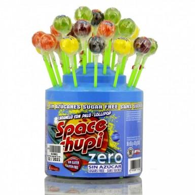 Space Chupi Caprisines sin azúcar 50u.
