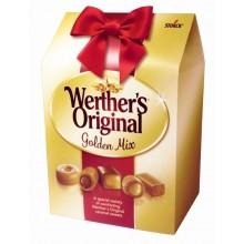 Caja con selección de Caramelos Werther's original de 380g.