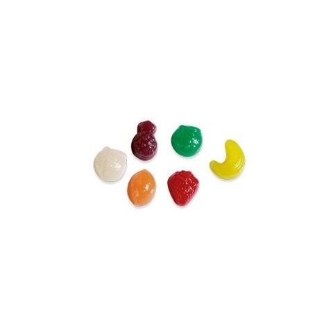 Caramelos de goma Fini Mini Frutas Stdas Brillo 1 kg.