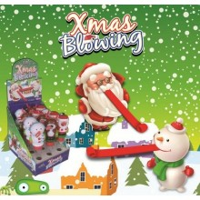 Juguete navidad Xmas Blowing 12u.