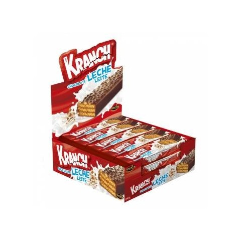 Snack Kranch Lacasa chocolate con leche 20gr.