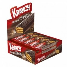 Snack Kranch Lacasa chocolate negro 20gr.