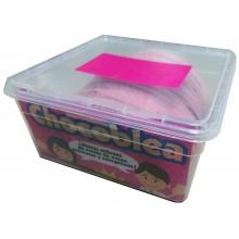 Chocobleas abanico 40 unidades
