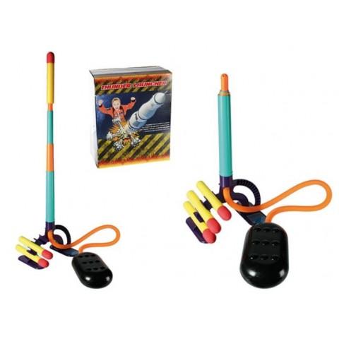 Juguete Lanzadera Thunder Launcher