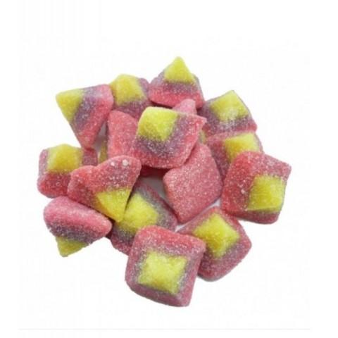 Caramelos de goma Dulciora Pirámides bolsa 250u.