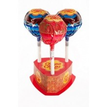 Chupa Chups Trolls 60cm. contiene 20 lollipops. 1u.