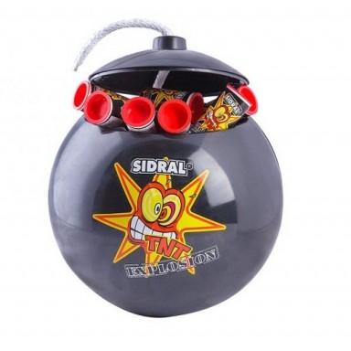 Bomba TNT Sidral 90u.
