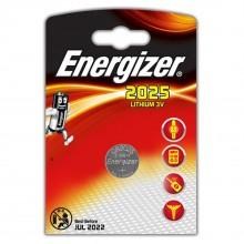 Pilas Energizer Botón CR 2025. 3V. 1u.