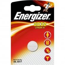 Pilas Energizer Botón CR 2032. 3V. 1u.