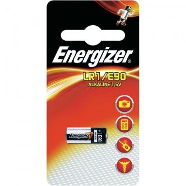 Pilas Energizer LR1/E90 1u.