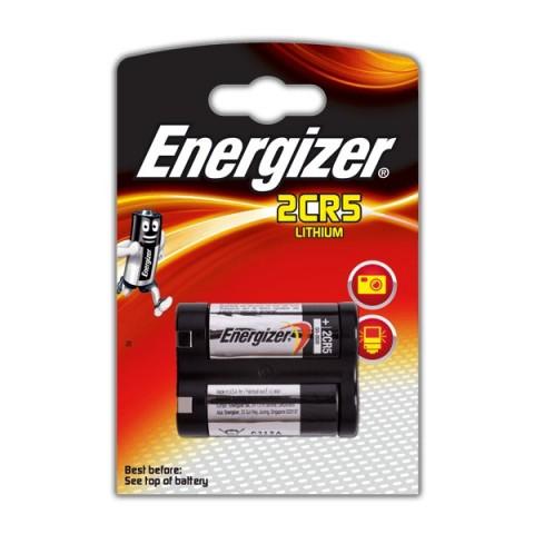 Pilas Energizer 2CR5 6V. 1u.