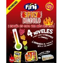 Caramelos de goma Fini Demonios Picantes 1kg.