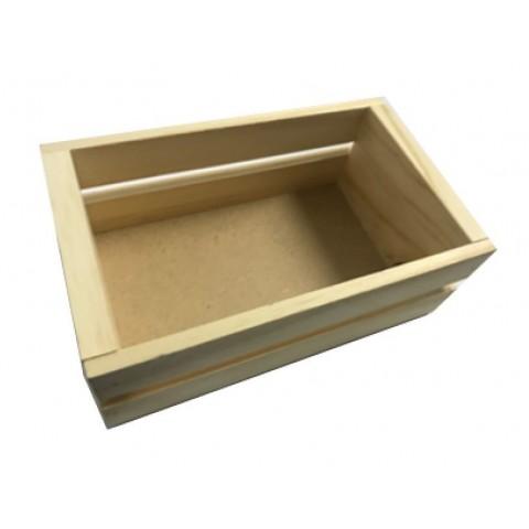 Mini caja de madera