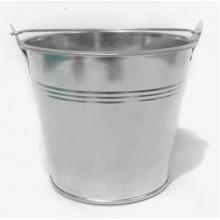 Cubo de Metal Mediano