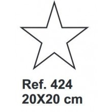 Corcho Estrella 20cm