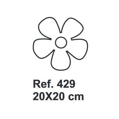 Corcho Flor 20cm