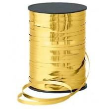 Rollo cinta para lazos Oro Metalizado 250m. 1u.