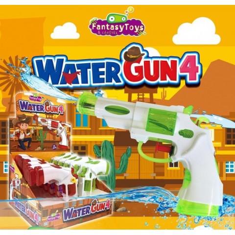 Fantasy toys water gun 4 12u.