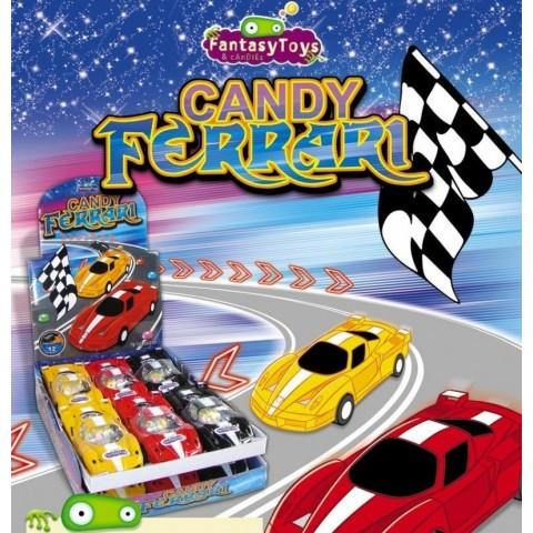 Fantasy toys candy ferrari 12u.