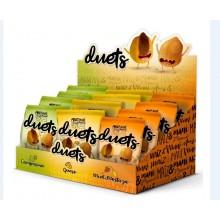 X Korn Jr BBQ corn box with 32 sachets of 35g.