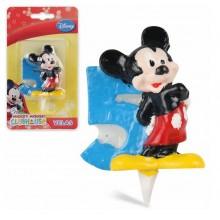 Vela Mickey Nº 5.