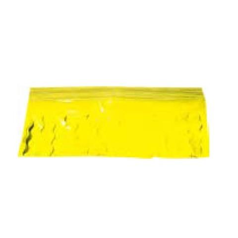 Fleco amarillo de plástico 25M