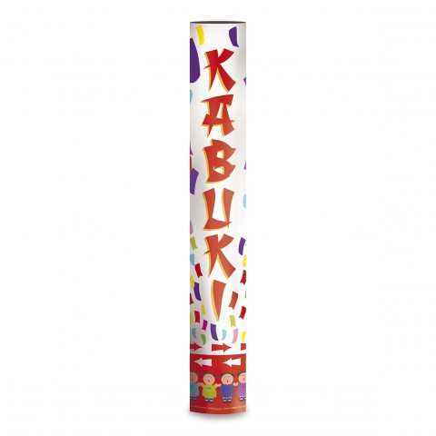 Cañon Kabuki multicolor 35cm.