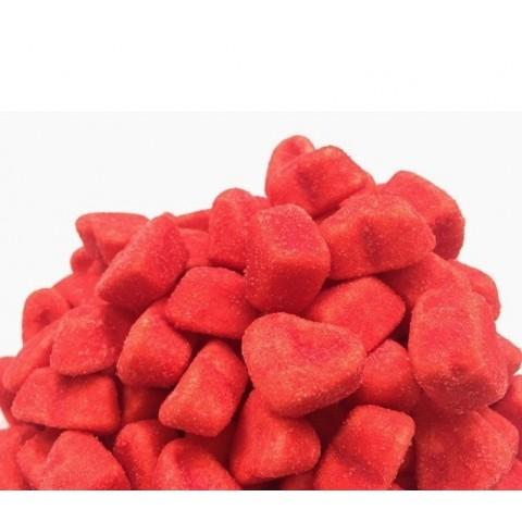 Caramelos de goma haribo corazón soft 1Kg.
