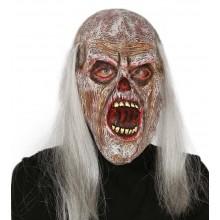 Máscara de fantasma terrorífico