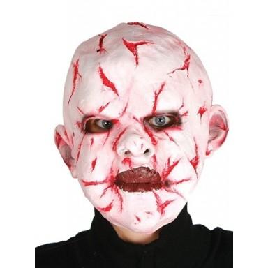 Máscara de niño malvado