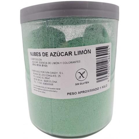 Azúcar para algodón de limón 1kg.