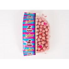 Choco Cranch blancas Deluxe rosa de Tukan bolsa 1kg.