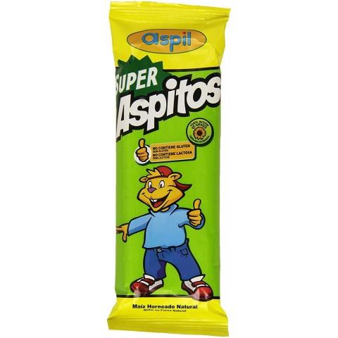 Aspitos de Aspil maiz horneado Natural 100u.