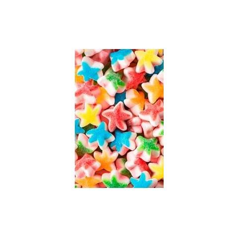 Haribo Estrellas Tricapa 1kg.