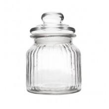 Bote de Cristal Hermético 260ml