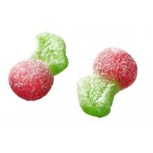 Caramelos de goma para veganos cerezas ácidas 2,5Kg.