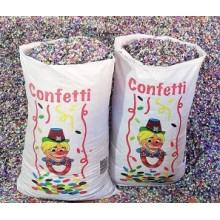 Confetti bag 10 kg.