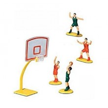 Kit de decoración de baloncesto