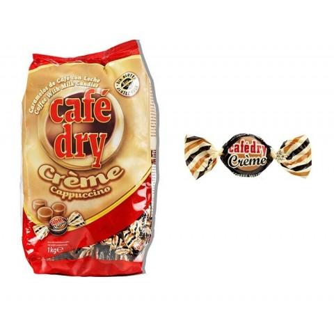 Caramelos Cafe Creme Intervan 1 kg.