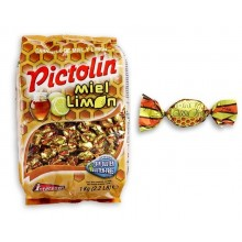 Caramelos Pictolin Miel y Limon Intervan 1 kg.