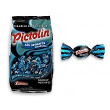 Caramelos Pictolin Intervan Regaliz Sin Azúcar 1 kg.