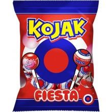 Kojak Fiesta cereza relleno de chicle bolsa 7u.