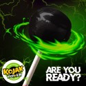 Kojak Fiesta Power relleno de chicle bolsa 7u.