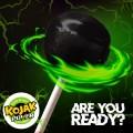 Kojak Fiesta Power relleno de chicle bolsa 7u.
