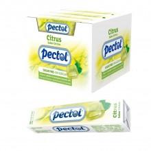 Caramelos Pectol cítricos sin azúcar 20 paquetes