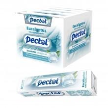 Caramelos Pectol eucalipto sin azúcar 20 paquetes