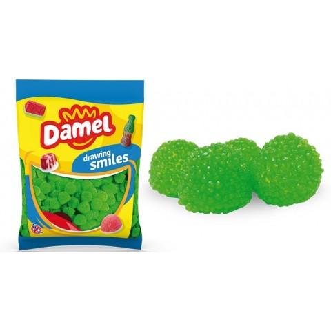 Caramelos de Goma Damel Moras verdes 1Kg