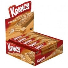 Snack Kranch Lacasa chocolate caramelo 20gr.