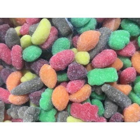 Caramelos de goma Fini Mini Surtido Mix azucar 1 kg.