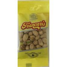 Pistachos Francaris Tostados y salados 33 gramos.